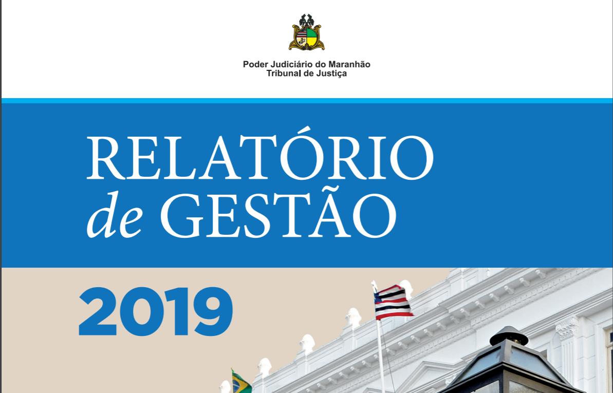 Capa Relatório 2019