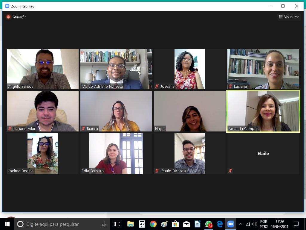 Reunião do Comitê de Diversidade