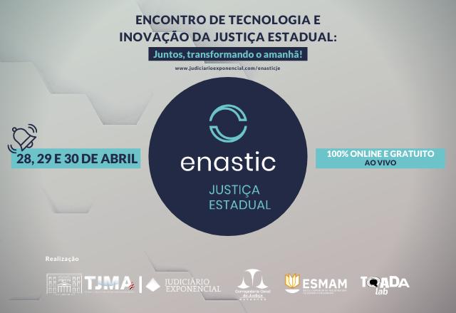 Judiciário exponencial e TJMA promovem encontro de inovação e tecnologia