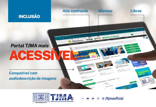 Portal do Judiciário oferece tradução e recursos de acessibilidade