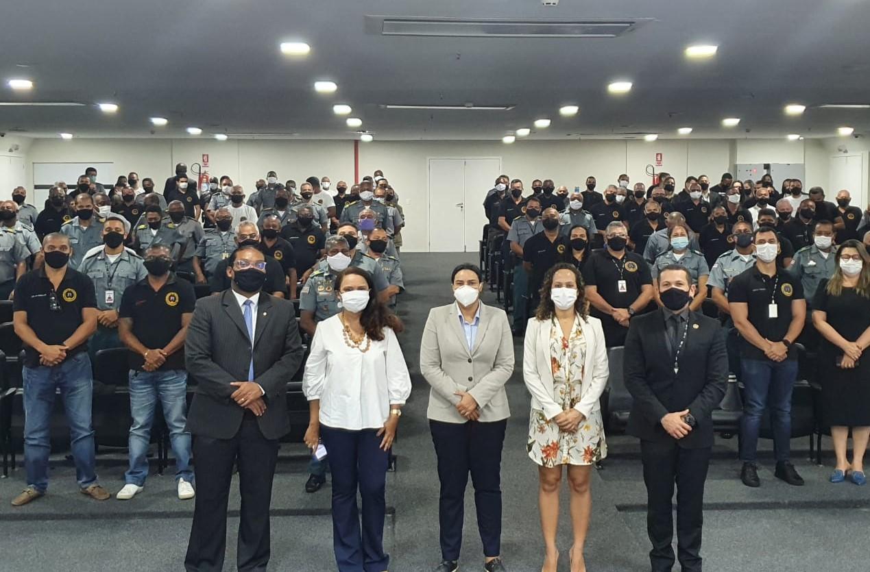 Comitê de Diversidade apresenta ações a policiais militares