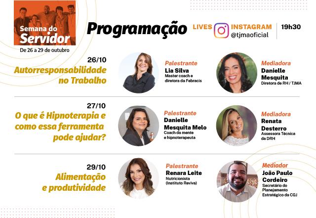 SEMANA DO SERVIDOR - OK