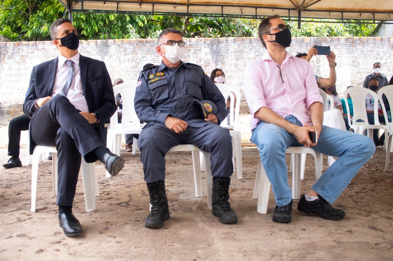 INAUGURAÇÃO DE CENTRO DE CONCILIAÇÃO EM CURURUPU