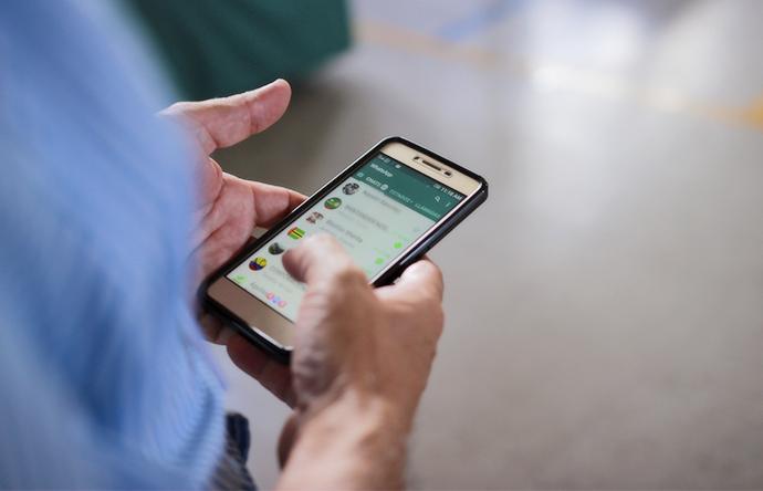 Citações e intimações da Central de Mandados serão feitas por whatsapp institucional