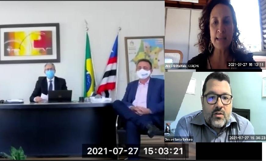 Colégio de Registradores de Minas Gerais apresenta experiência sobre regularização fundiária