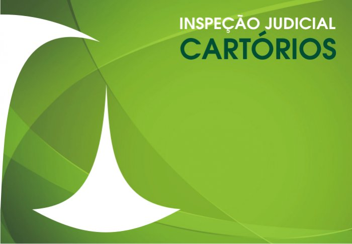 Inspeção judicial de cartórios