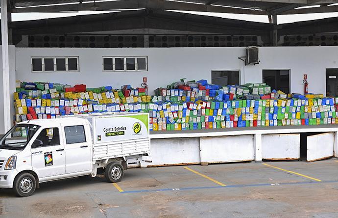 Cooperativa de Reciclagem de São Luís