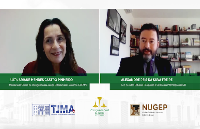 Repercussão geral é tema de entrevista promovida pelo NUGEPNAC com secretário do STF