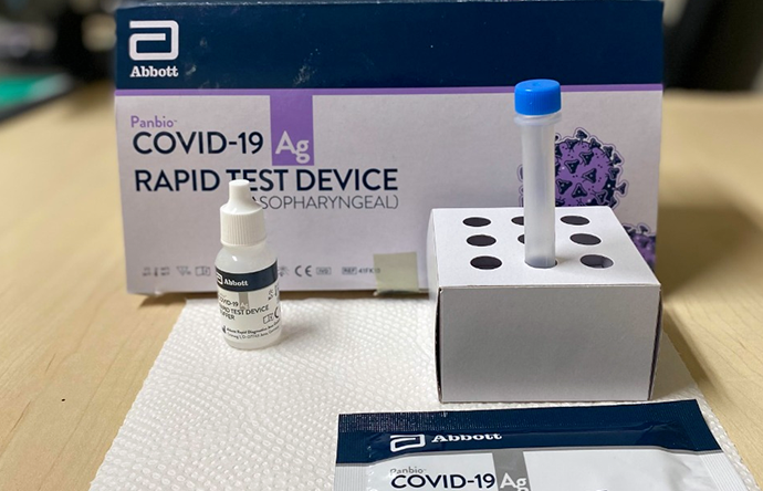 Fórum de São Luís dá continuidade a realização de testes de Covid-19