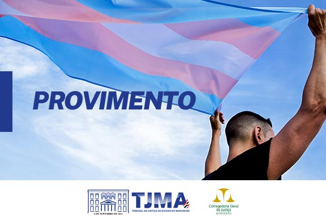 Corregedoria atualiza regras para mudança de nome de transgêneros