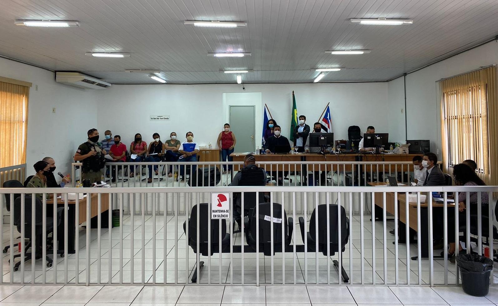 Tribunal do Júri  julga três casos de homicídio em Balsas