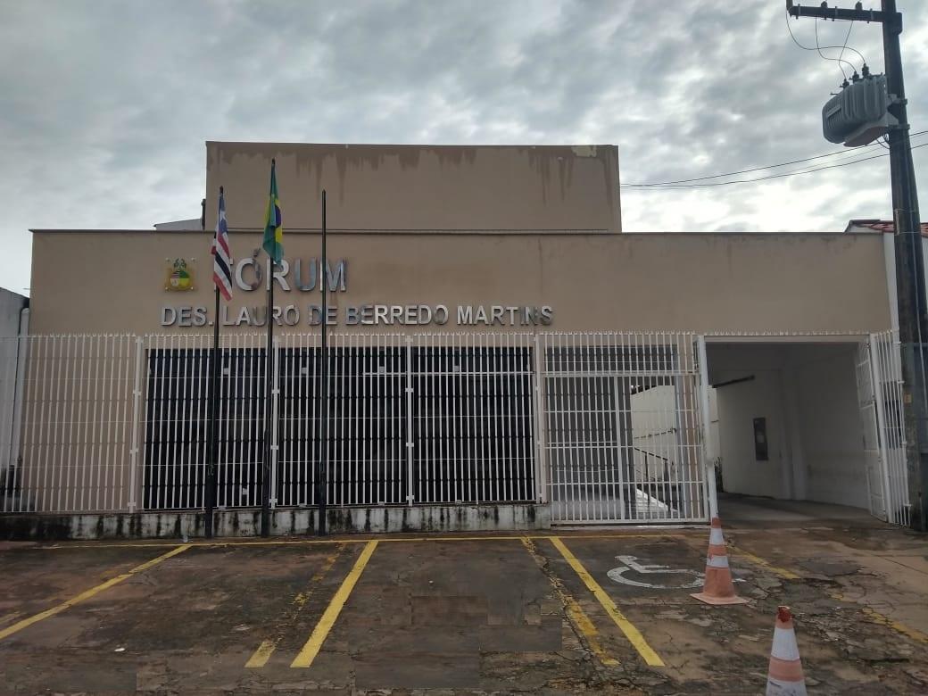 FÓRUM DE SÃO JOSÉ DE RIBAMAR