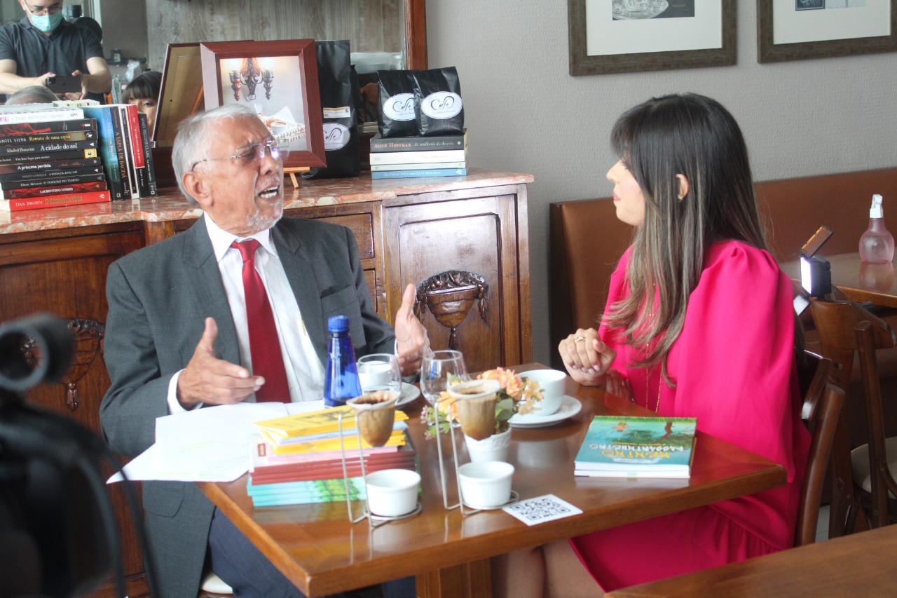 Café Literário expõe experiências de leitura de magistrados e magistradas do TJMA