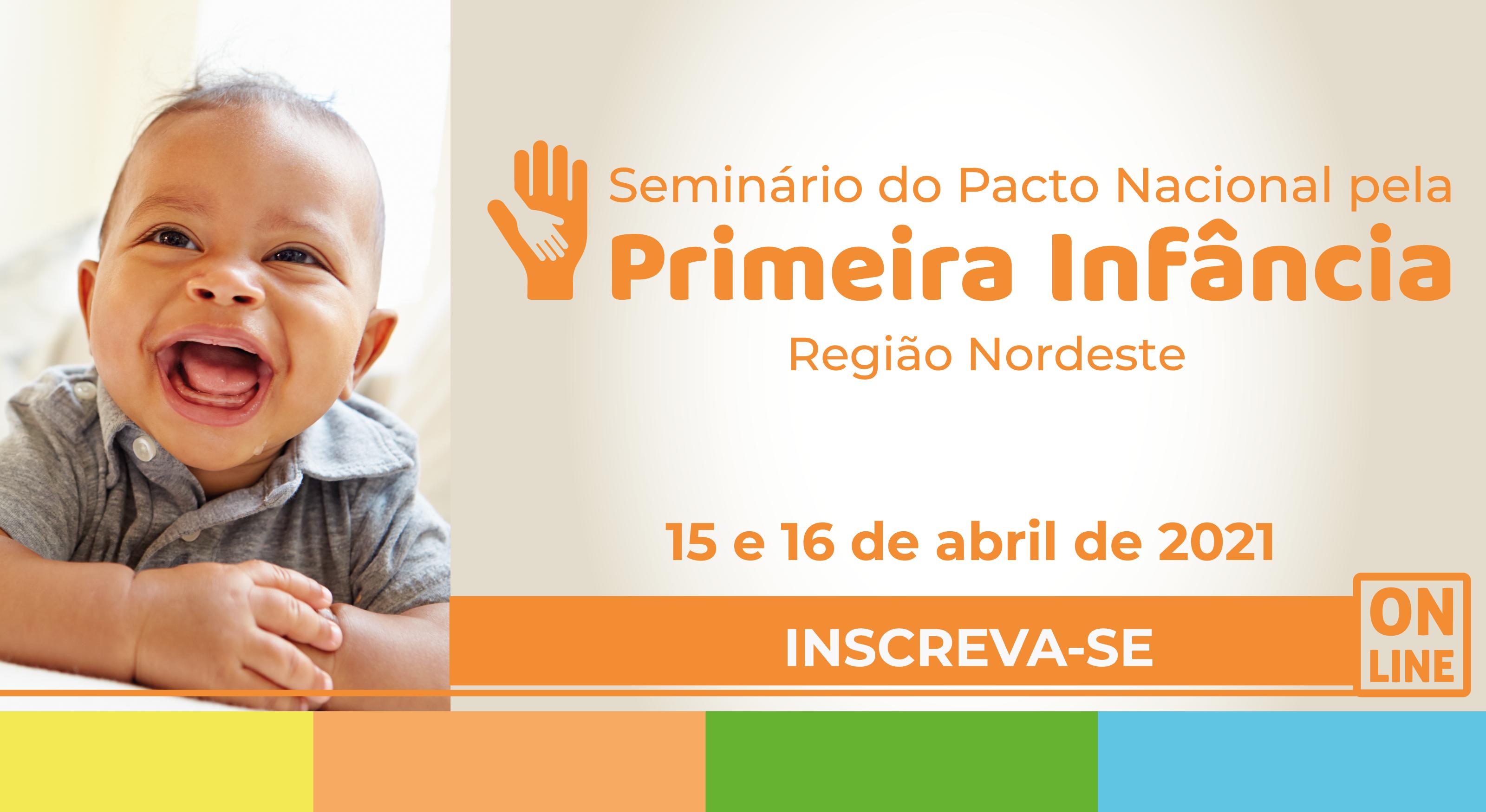 Seminário do Pacto Nacional pela Primeira Infância