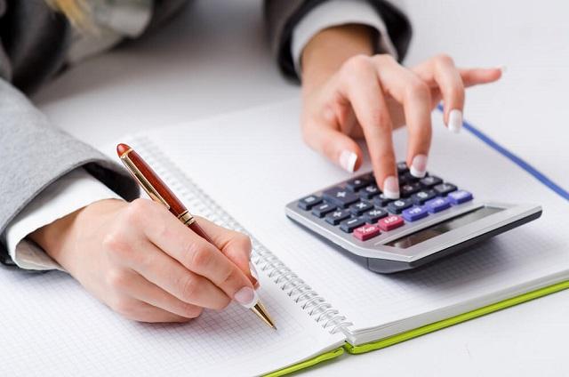 Orçamentos e cálculos