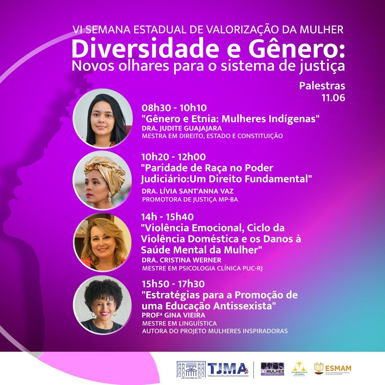 WEBINÁRIO DIVERSIDADE E GÊNERO 3