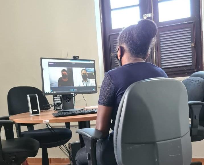2º Cejusc do TJMA disponibiliza sala de videoconferência para população