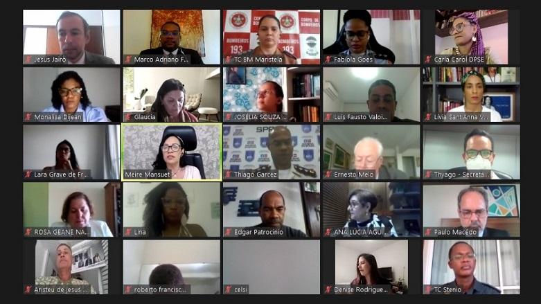 TJMA participa de seminário do TJSE contra racismo