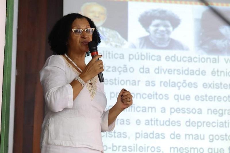 Professora Ilma Fátima de Jesus