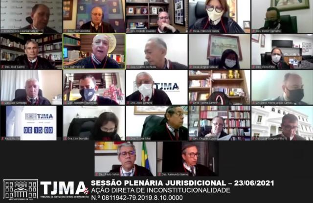 Lei de contratação temporária em Mirador é julgada inconstitucional