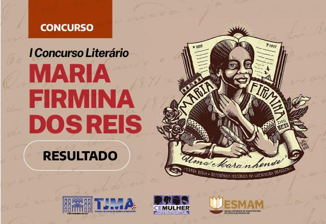 TJMA divulga inscrições deferidas em definitivo no Concurso Literário