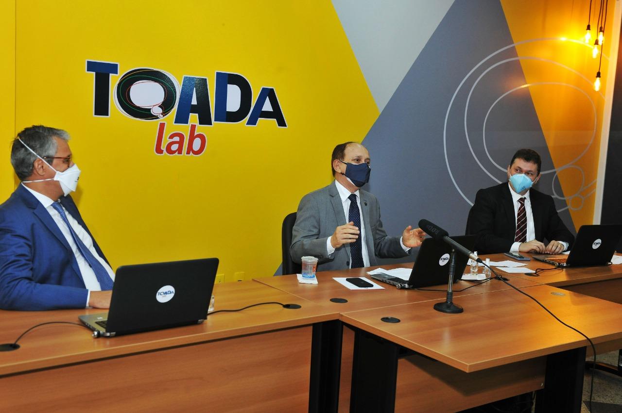 Judiciário inaugura laboratório de inovação ToadaLab