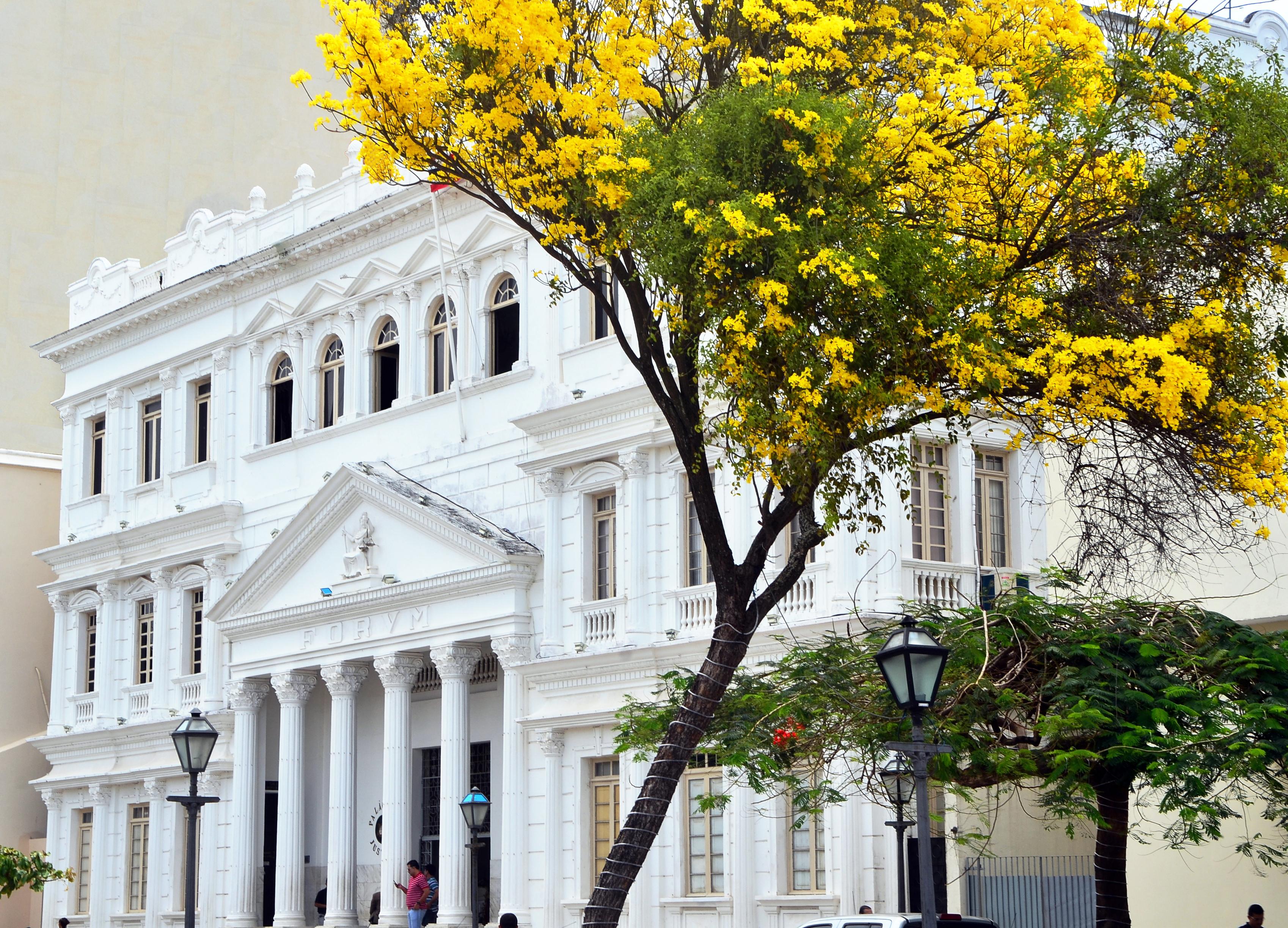PALÁCIO DA JUSTIÇA CLÓVIS BEVILÁCQUA