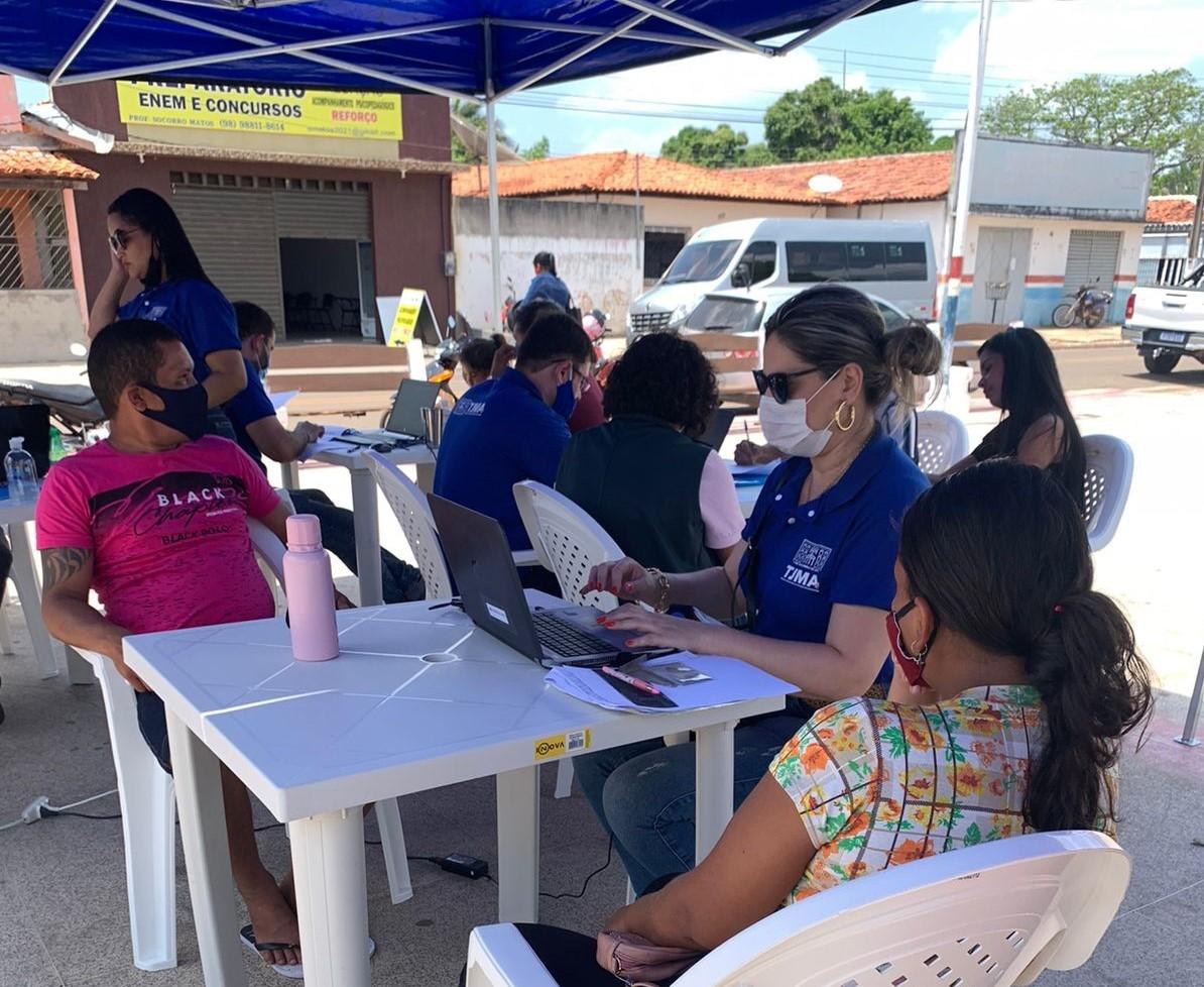 Alto Alegre do Maranhão recebe projeto Conciliação Itinerante