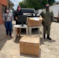 UMF entrega equipamentos em unidades prisionais