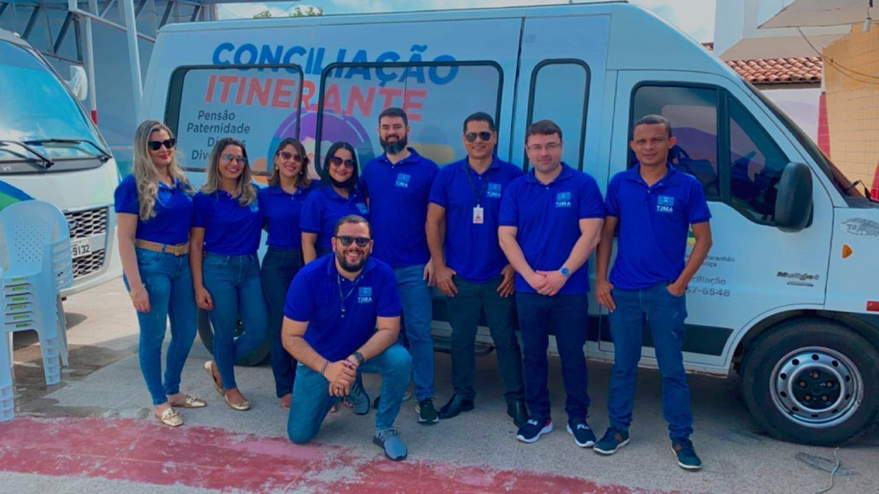 Conciliação Itinerante Alto Alegre do MA 5