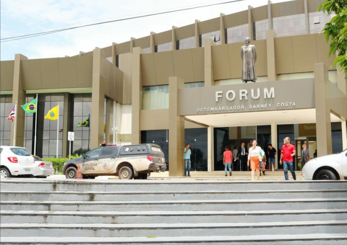 Plantão Judicial Cível e Criminal da Comarca da Ilha de São Luís