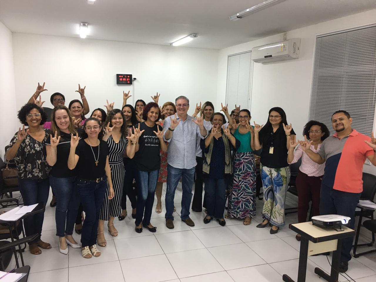 ACESSIBILIDADE | Judiciário capacita servidores para interpretação da Língua Brasileira de Sinais