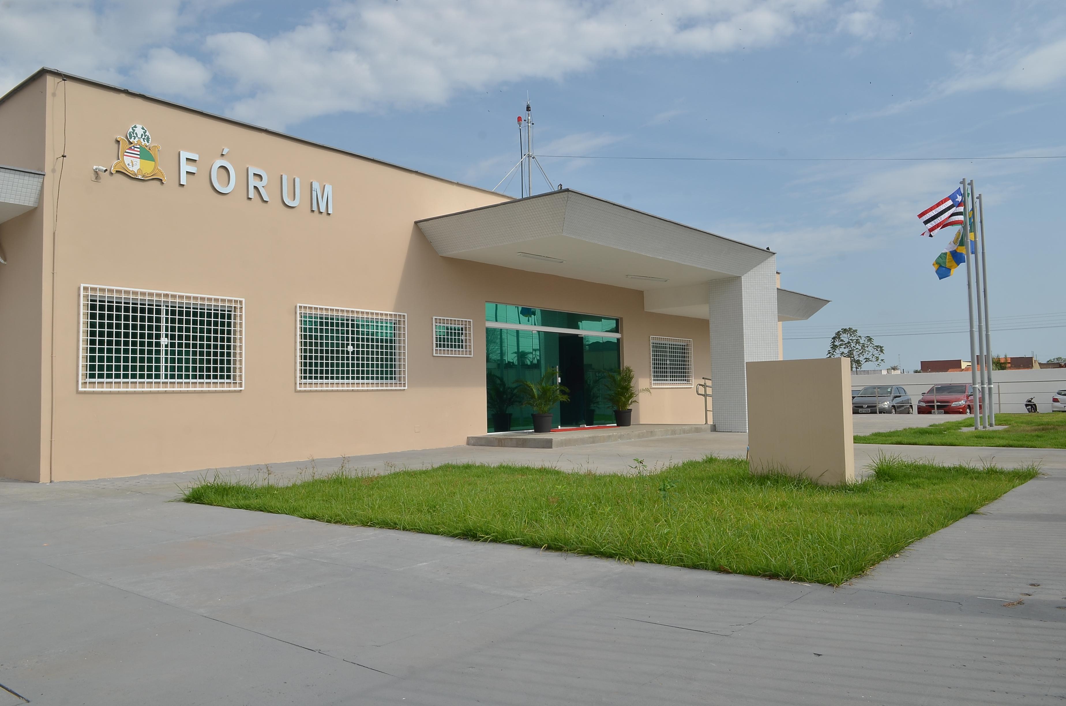 Fórum Des. Eurico Gaspar Dutra