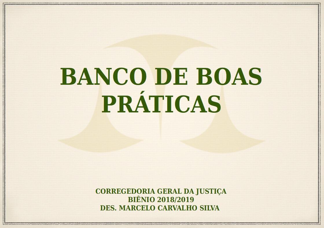 Banco de Boas Práticas